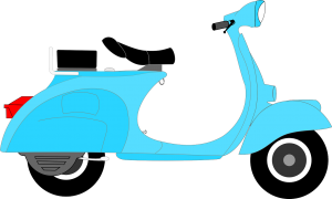 scooter-156840_1280