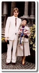 Hochzeit 1984