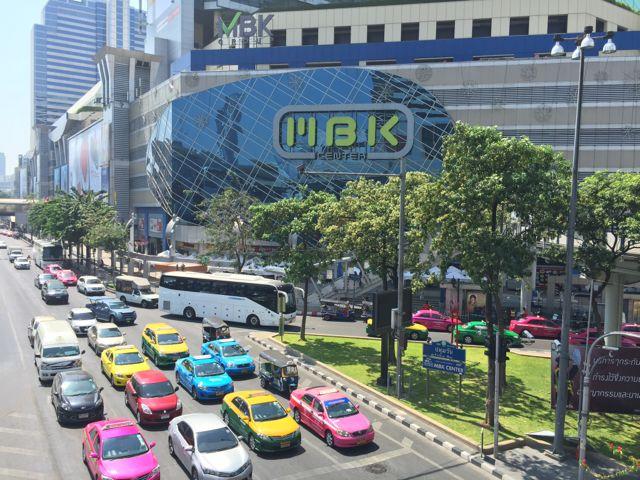 Thailand-Bangkok-Taxis