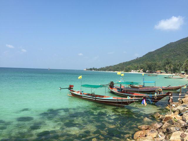 Thailand-Boot